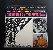 Malcolm Arnold - The Bridge On The River Kwai LP VG+ CL 1100 Mono 6i Record