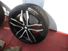 2014 BMW 1 SERIES 18IN ALLOY WHEELS &TYRE F21