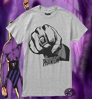 New The Phantom Comics Skull Ring Mens T-Shirt