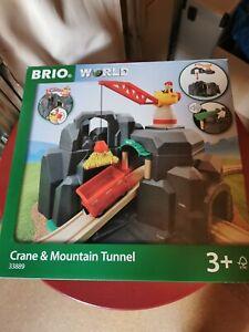 Brio eisenbahn set Mine Tunnel 33889 NEU