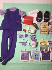 Amazing Ally Purple Jumper, Accessories and Cartridges Replacement Parts No Doll