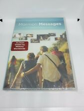 Mormon Messages : 20 Messages of Hope & Inspiration. DVD. New