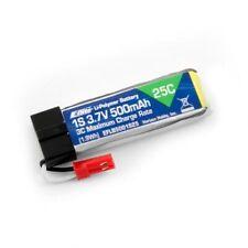 500mah 1S 3.7volt 25C LiPo Battery EFLB5001S25