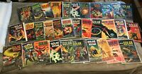 Doctor Solar Man of the Atom lot #1-34 VG Make an offer!