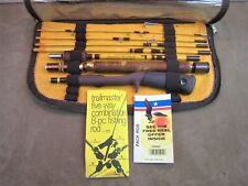 Vintage Wright & McGill No.Trp603 Eagle Claw Trail-master 8 Pc. 5 Way Pack Rod