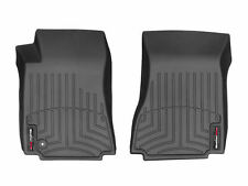 WeatherTech FloorLiner for Cadillac CTS 2010-2010 1st Row Black