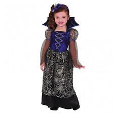 amsan 997533 Halloween Kostüm Spinnenhexe Hexe Gr. 104