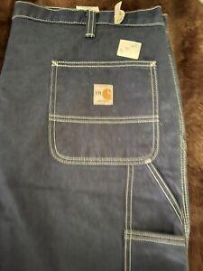 Carhartt FR • 42x32• New  Mens Carpenter Denim Flame Resistant Jeans 290-83