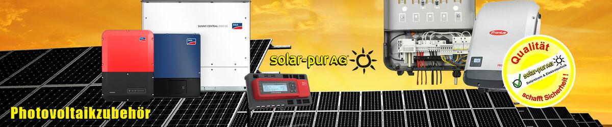 solar-pur AG Online-Shop