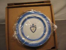 """Woodmere China """"Thomas Jefferson"""" White House China Plate #0125A CIA MIB"""