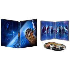 Avengers Infinity War - Best Buy Exclusive Steelbook (Blu-ray + 4K UHD) PREORDER