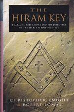 YB535. Knight/Lomas - The Hiram Key: The Secret Scrolls of Christ Century 1996
