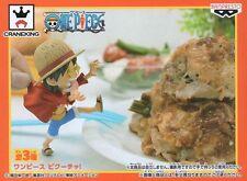 Banpresto One Piece Pikucha Photo Display PVC Figure ~ Monkey D. Luffy BP36455