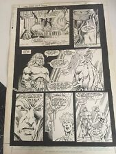 Lords of the Ultra-Realm . Special #1 Page 20 Original Comic Art