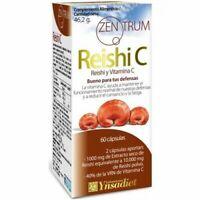 REISHI  + VITAMINA C  10.000mg por dosis!! 60cp Envio urgente gratis  YNSADIET