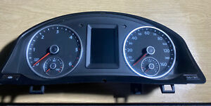 VW TIGUAN 5N 2.0 TDI SPEEDOMETER INSTRUMENT CLUSTER CLOCK 5N0920971E