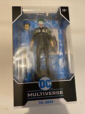DC Multiverse Batman: White Knight The Joker Action Figure McFarlane Toys New