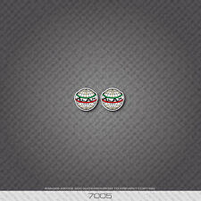 07005 Alan Bicycle Head Badges Stickers - Decals - Transfers