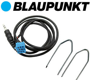 Blaupunkt Bremen MP74 Aux In Input 3.5mm Jack Cable Car MP3 iPod iPhone and Keys
