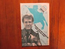 Jan. 17, 1982 Lancaster Pa TV Week Magazi(ROBERT CULP/THE GREATEST AMERICAN HERO
