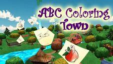 ABC Coloring ciudad clave digital de descarga de PC de Steam juego de Educación para la familia