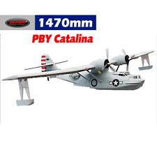 Dynam PBY Catalina Grey 1470mm Wingspan - SRTF