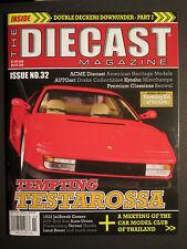 THE DIECAST MAGAZINE  June 2016  No. 32