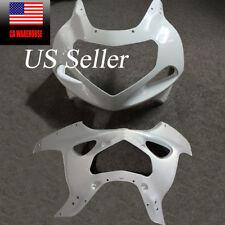 ABS Unpainted Upper Fairing Nose for Suzuki GSX-R 600 750 2000 2001 2002 2003