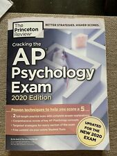Princeton Review AP Psychology 2020