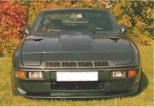 Racing - Frontspoiler mit Bremsbelüftungsschächten für alle Porsche 924/S turbo