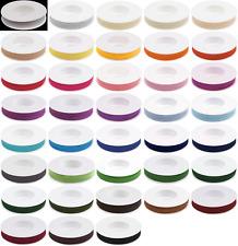 Soutache Set 3mm 38 Stück x 1m Kordel Viskose Borte Gimpe Gespinst Viele Farben