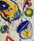 Sam Francis Untitled Giclee Art Paper Print Paintings Poster Reproduction