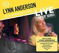 Lynn Anderson - Live at the Renaissance Center (CD and DVD Pack)