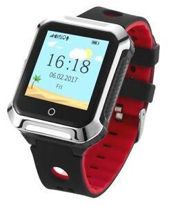 Kinder GPS SOS Uhr GPS Tracker Kinder GPS Smartwatch 3.1 Gen - INNOGAD