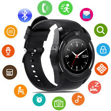 Bluetooth Smart Watch Phone For Android Samsung Galaxy S7 S6 S5 A3 Note 8 Moto