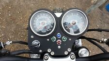 THRUXTON BONNEVILLE SCRAMBLER FLAT CLOCKS BRACKET