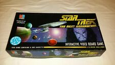 1994 STAR TREK THE NEXT GENERATION INTERACTIVE VIDEO BOARD GAME