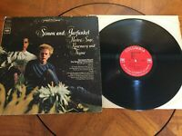 Simon And Garfunkel Parsley, Sage, Rosemary And Thyme 1966, LP  Columbia CL9363