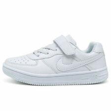 white velcro trainers | eBay
