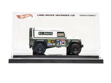 PERIOD CORRECT X HOT WHEELS LAND ROVER DEFENDER 110 DIE-CAST