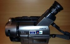 A Sony Handycam Vision CCD-TRV46E PAL Video HI8 camcorder / recorder