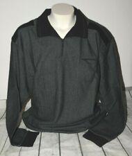 XL//54 henderson GCM Poloshirt Polohemd Polo Kurzarm marine braun beige Gr
