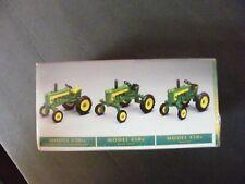 Ertl John Deere 1/64 Scale New in Box: Dubuque Works Historical Tractors