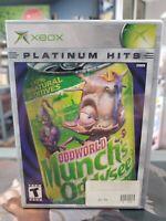 Oddworld Munch's Oddysee Original Microsoft Xbox Complete -- S2G --