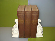 1946 The History Of The Decline And Fall Of The Roman Empire 3 Volumes Gibbon