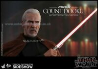 Count Dooku 1/6 Scale Figure by Hot Toys Star Wars Ep II: Attack of the Clones