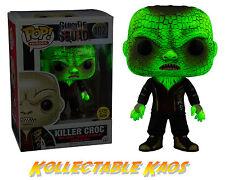 Suicide Squad - Killer Croc Glow in the Dark Pop! Vinyl Figure