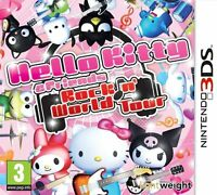 Hello Kitty and Friends - Rocking World For UK / EU 3DS (New & Sealed)