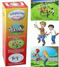BRAND NEW GALLOPING GOOSE PARTY BIRTHDAY GAME AGE 5 & UP M58