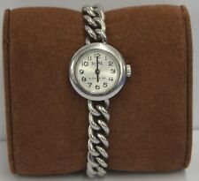 Coach CA.717.14.1130 Ladies Stainless Steel Chain Link Watch 160MM Wrist Size